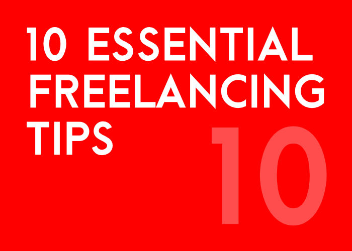 freelancing tips you must know
