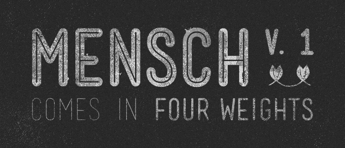 mensch-awesome-free-fonts
