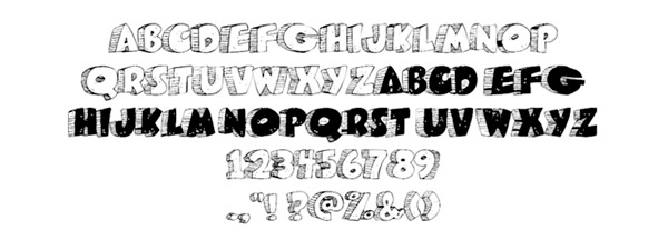 chunky-fonts-design-Typography