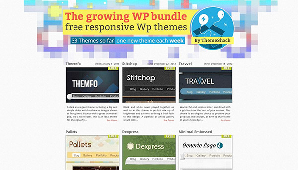 free-wp-themes-web design