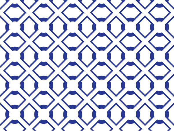 Criss Cross vector pattern swatches