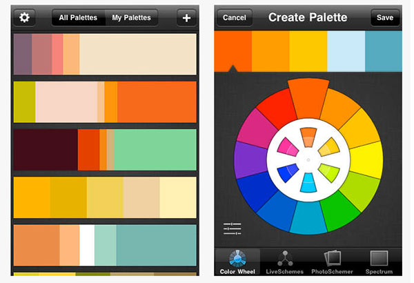 colorlover apps for designers