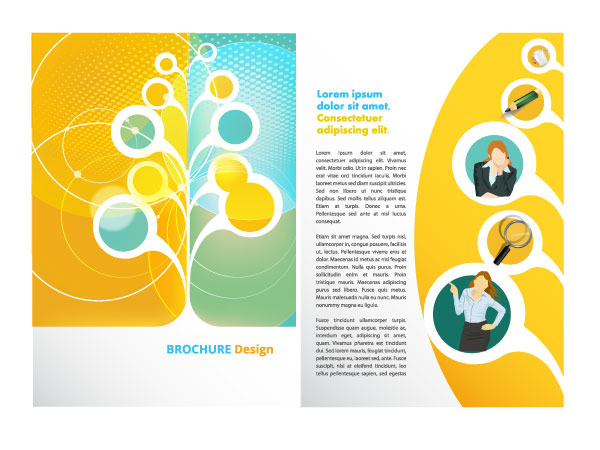 Free vector brochure templates creative beacon for Brochures templates free downloads