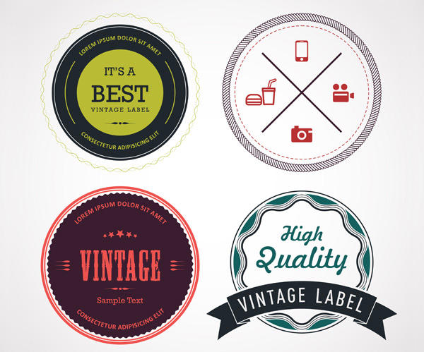 Vintage vector download ai