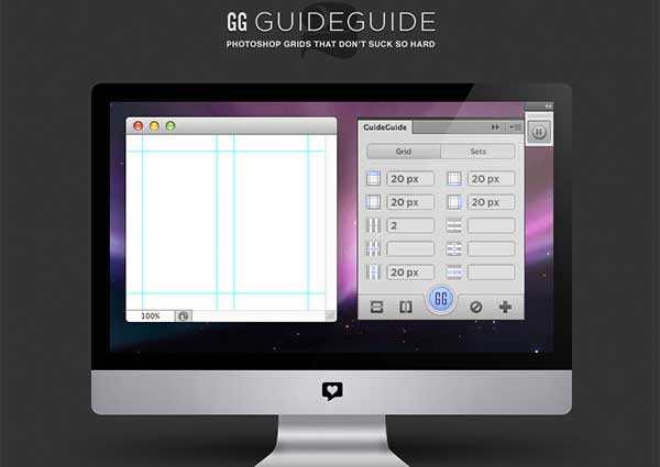 Awesome Photoshop Guides Plugin