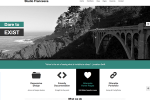 Studio Franciska free HTML5 template feat