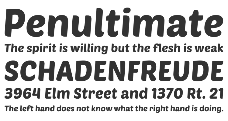 poetsen: awesome free fonts