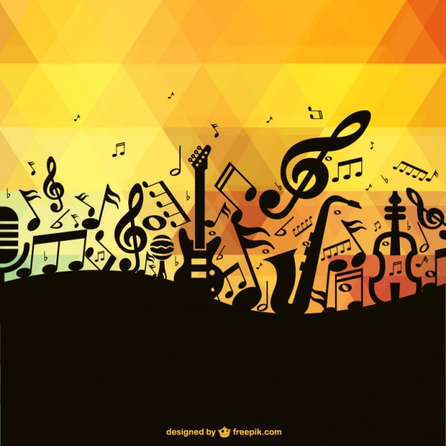 Music Vectors: Silhouettes