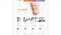 white wordpress themes