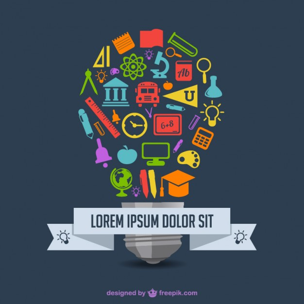 Free School Vectors: Iconography