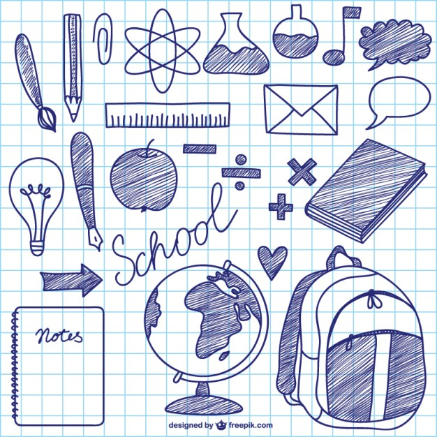 school-vector-ink-elements_23-2147496278