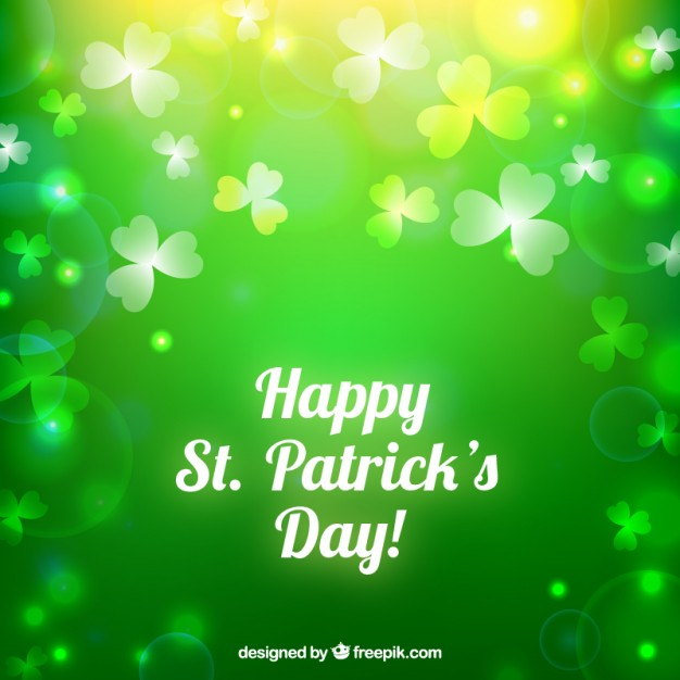 Free St Patricks Day Vectors That'll Have You Green With Envy