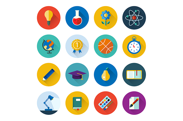 Free Learning Icons From Vector Portal