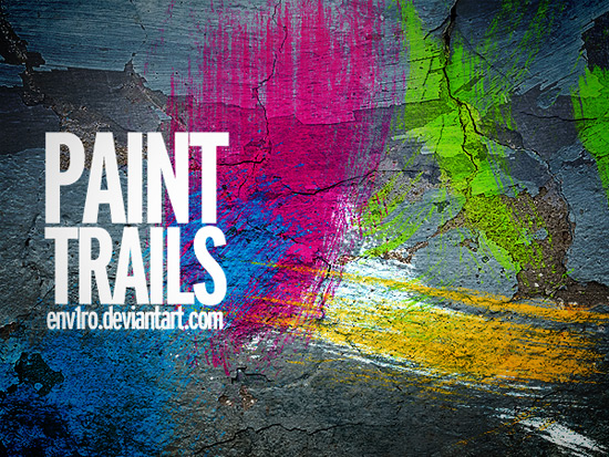 paint trails